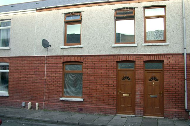Thumbnail Terraced house to rent in Vivian Terrace, Port Talbot