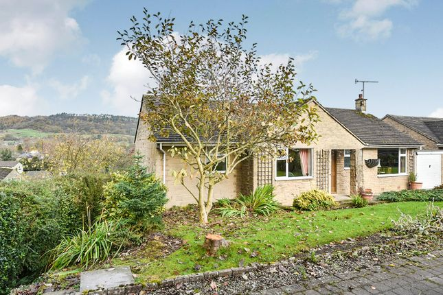 Thumbnail Detached bungalow for sale in Haddon Drive, Bakewell