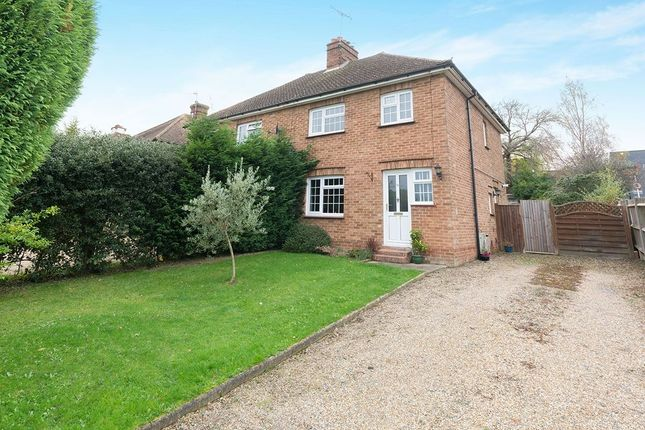 Thumbnail Semi-detached house for sale in North Beeches Road, Crowborough