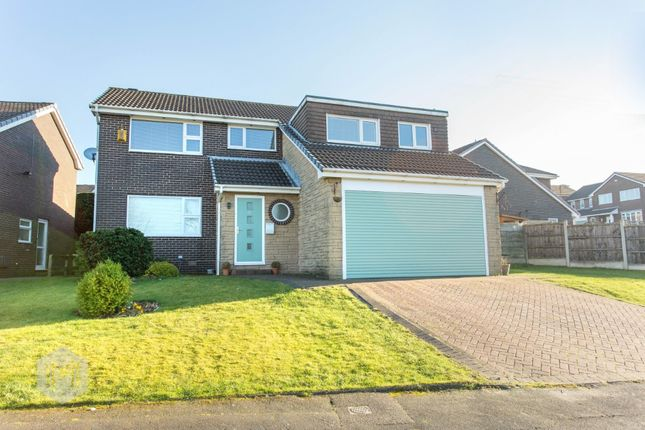 Thumbnail Detached house to rent in Whitestone Close, Lostock, Bolton