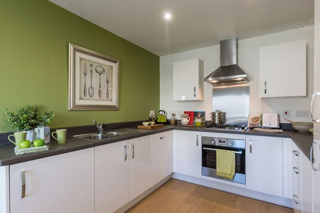 Thumbnail Flat for sale in Meldon Fields, Hameldown Road, Okehampton, Devon
