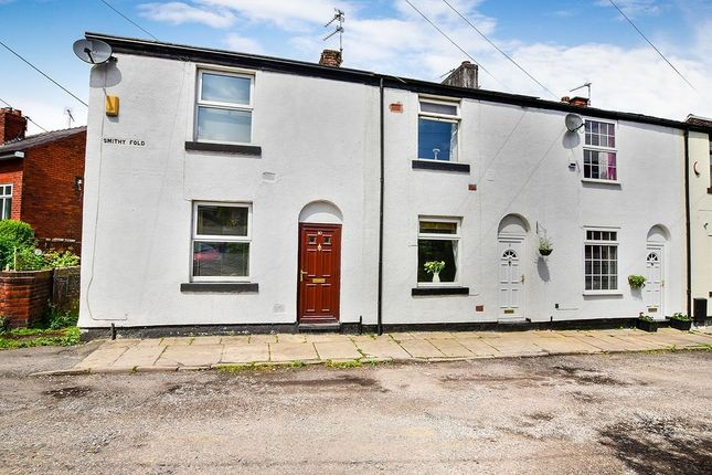 Thumbnail Terraced house for sale in Smithy Fold Road, Hyde