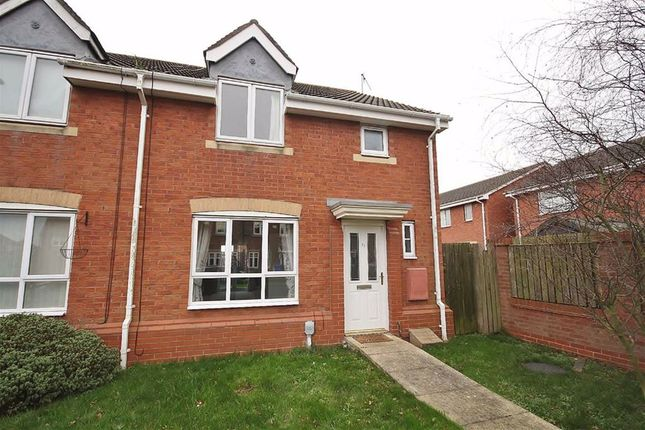 3 bed semi-detached house to rent in Cromwell Road, Leaf Sail Farm, Hedon HU12