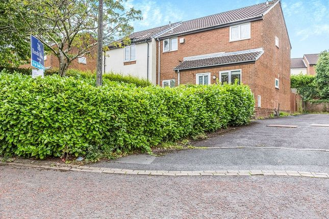Thumbnail Flat for sale in Carr Meadow, Bamber Bridge, Preston