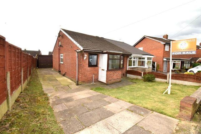 Thumbnail Bungalow for sale in Molyneux Road, Westhoughton
