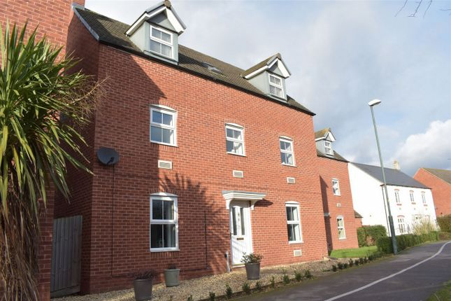 Thumbnail Detached house for sale in Ambrosia Walk, Rosefields, Tewkesbury, Gloucestershire