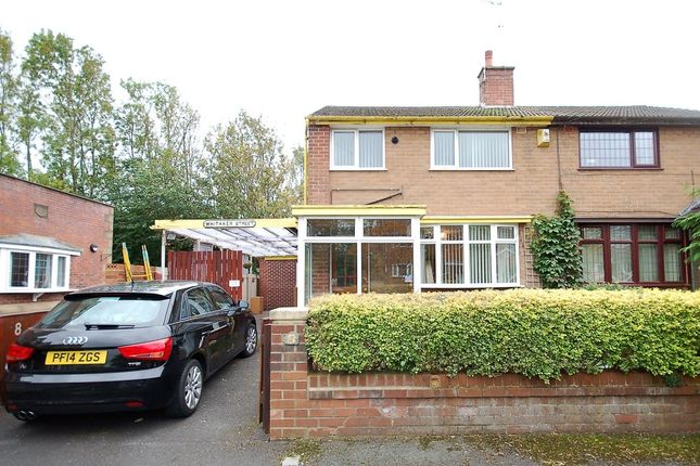 Thumbnail Semi-detached house for sale in Roundhay, Blackpool