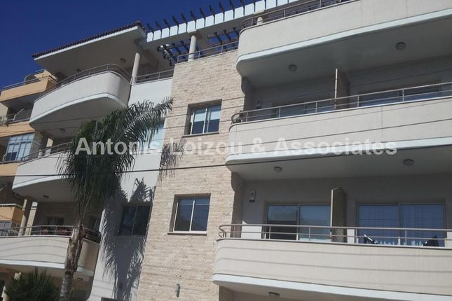 3 bed apartment for sale in Limassol, Cyprus
