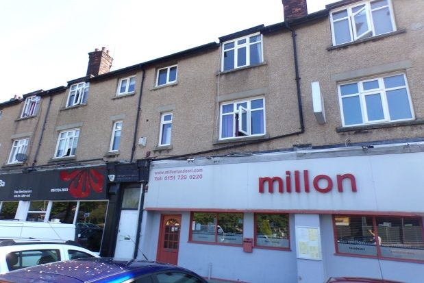 Thumbnail Flat to rent in Allerton Beeches, Mossley Hill, Liverpool