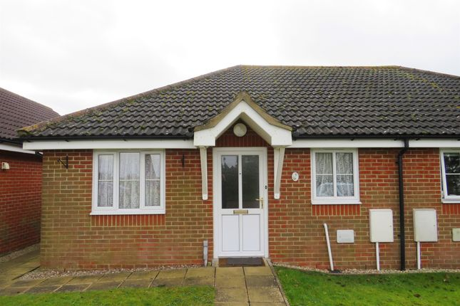 Thumbnail Semi-detached bungalow for sale in The Oaks, Mattishall, Dereham