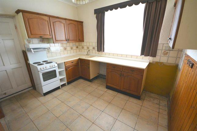 Kitchen of Greenwells Garth, Coundon, Bishop Auckland DL14