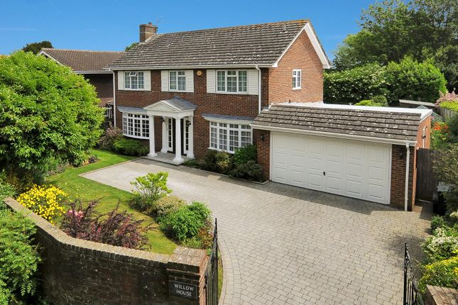 4 bed detached house for sale in Mongeham Church Close, Great Mongeham, Deal CT14