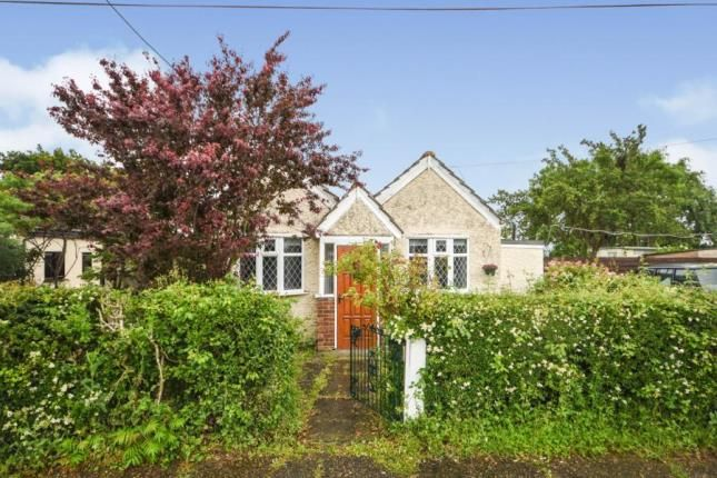 1 bed bungalow for sale in Fobbing, Stanford-Le-Hope, Essex SS17