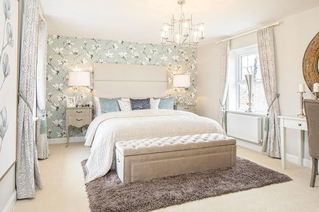 The Layton Master Bedroom