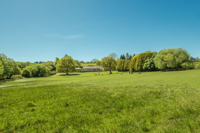 Thumbnail Farmhouse for sale in North Bovey, Newton Abbot