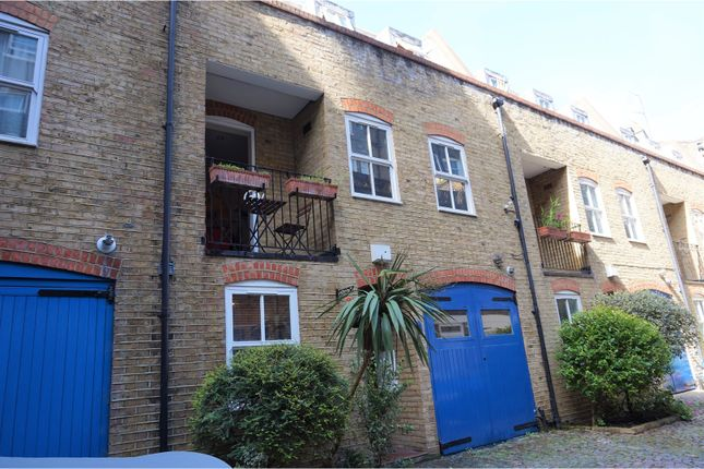 Thumbnail Terraced house for sale in Rutland Mews, St Johns Wood