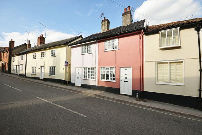 Thumbnail Semi-detached house for sale in Lowgate Street, Eye