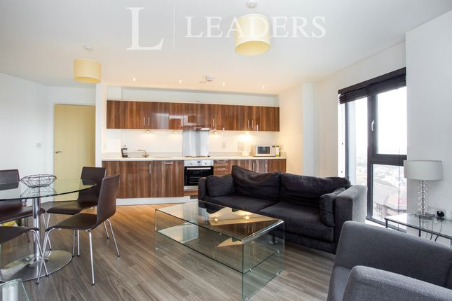 Thumbnail Flat to rent in Olympian Heights, Guildford Road