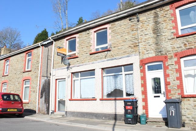 Thumbnail End terrace house for sale in High Street, Llanhilleth -, Abertillery