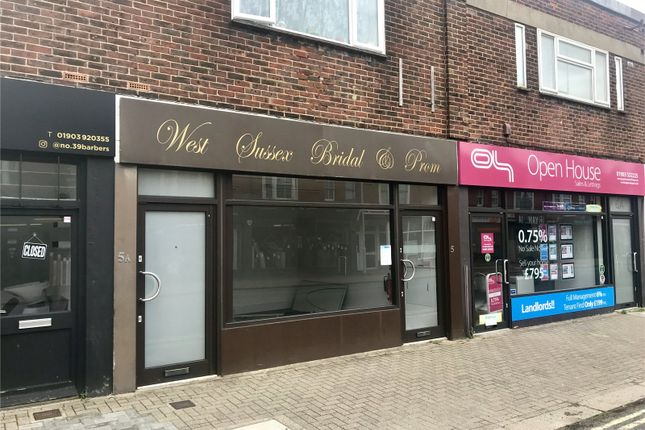 Office to let in New Broadway, Tarring Road, Worthing, West Sussex