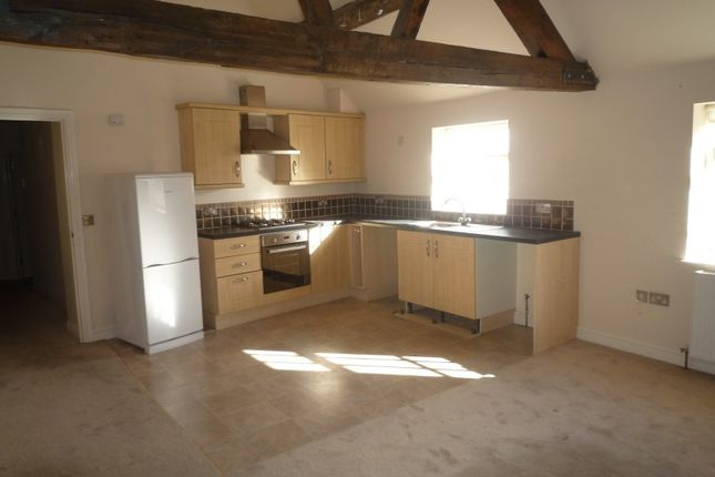 Thumbnail Flat to rent in Park Street, Shifnal