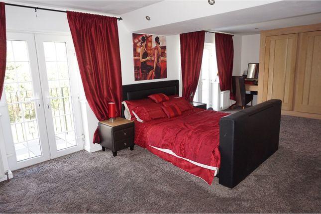 Master Bedroom of Oldbury Close, Hopwood OL10