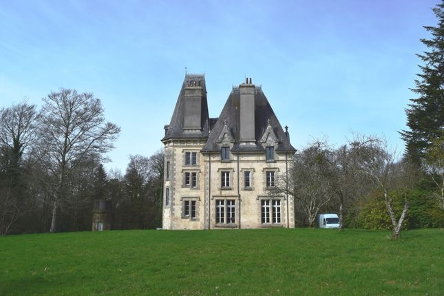 Thumbnail Château for sale in 56320 Le Faouët, Brittany, France