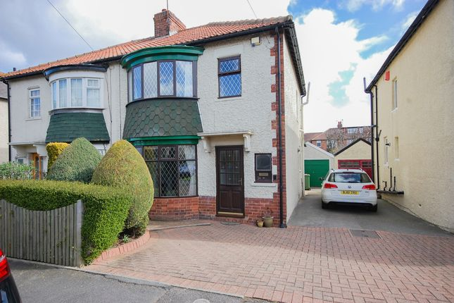 3 bed semi-detached house for sale in Rifts Avenue, Saltburn-By-The-Sea TS12