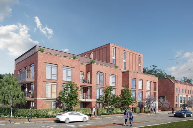Thumbnail Flat for sale in Coppetts Road, Muswell Hill