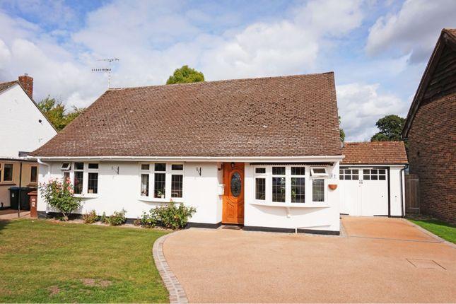 Thumbnail Detached bungalow for sale in Lagham Park, Godstone