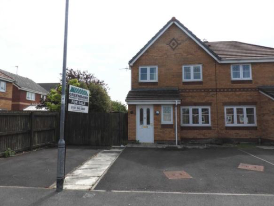 Thumbnail Semi-detached house to rent in Kendal Road, Liverpool