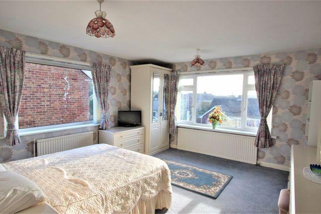 Master Bedroom of Oak Tree Avenue, Edwinstowe, Mansfield NG21