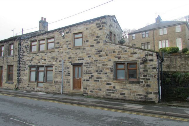 Thumbnail Cottage to rent in Woodhead Road, Holmfirth