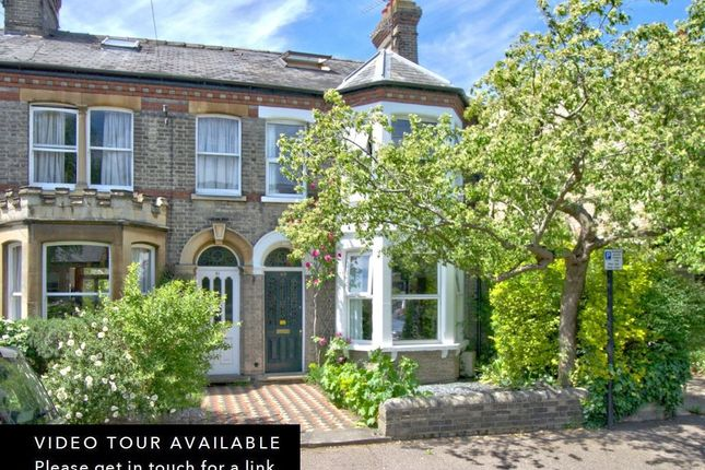 Thumbnail End terrace house for sale in Kimberley Road, Cambridge, Cambridgeshire