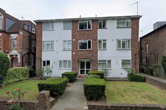 1 bed flat for sale in Flat 3 Spencer Court, Granville Road, Finchley, London N12