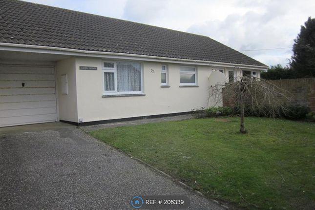 Thumbnail Bungalow to rent in Rockhaven Gardens, Wadebridge