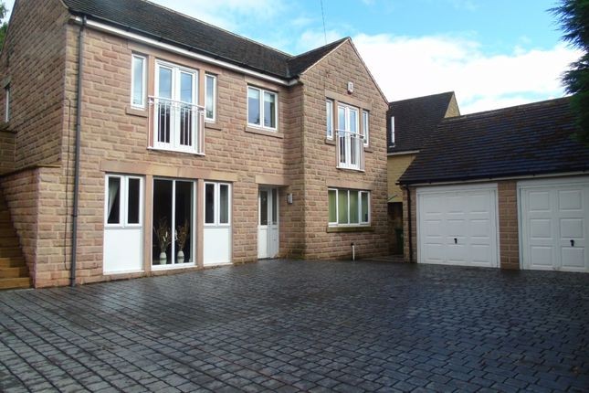 Thumbnail Detached house to rent in Church St, Holloway, Matlock, Derbyshire