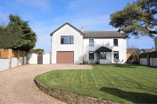 Thumbnail Detached house for sale in Crag Bank Road, Carnforth