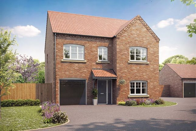 "Thumbnail Detached house for sale in ""The Aysgarth"" at Fordlands Road, Fulford, York"