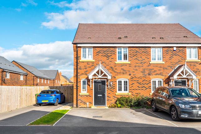 3 bed semi-detached house for sale in Mantle Close, Copcut, Droitwich WR9