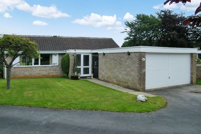3 bed detached bungalow for sale in Chester Gardens, Grantham