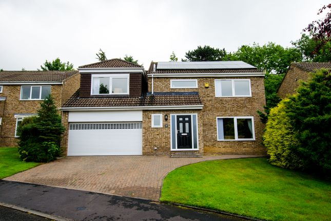 Thumbnail Detached house for sale in Sherwood Close, Shotley Bridge