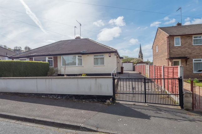 Thumbnail Semi-detached bungalow to rent in Kingsdale Crescent, Bradford