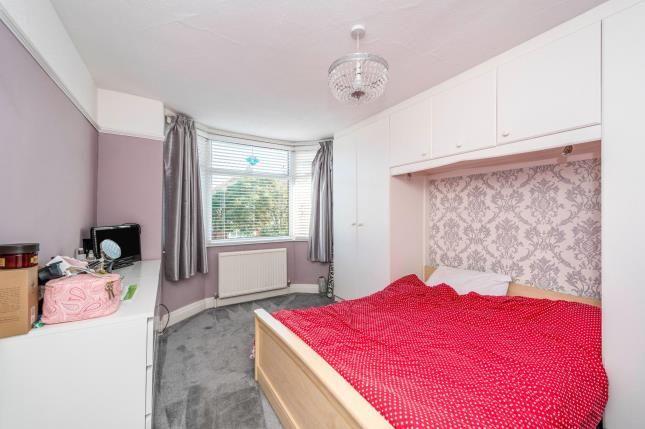 Bedroom of Sunnyside Road, Liverpool, Merseyside L23