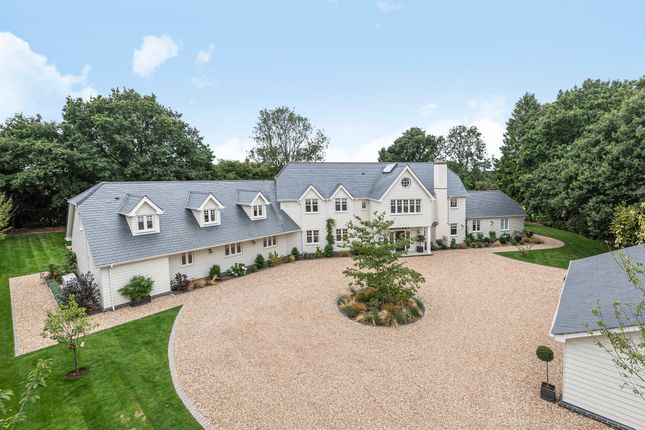 Thumbnail Detached house for sale in Liphook Road, Passfield, Liphook