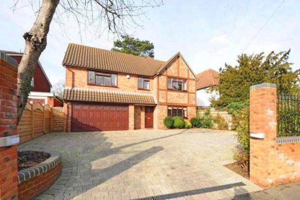 Thumbnail Property to rent in Crofton Lane, Petts Wood