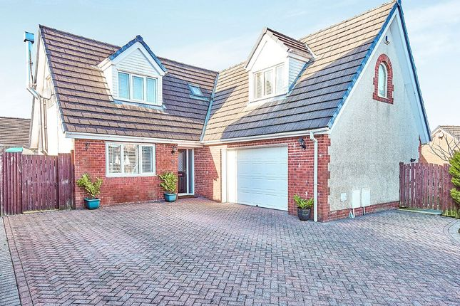 Detached house for sale in Merlin Drive, Moresby Parks, Whitehaven