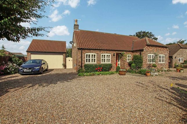 2 bed bungalow for sale in Station Road, Reepham, Lincoln LN3