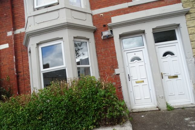 Thumbnail Flat to rent in Atkinson Terrace, Benwell, Newcastle Upon Tyne