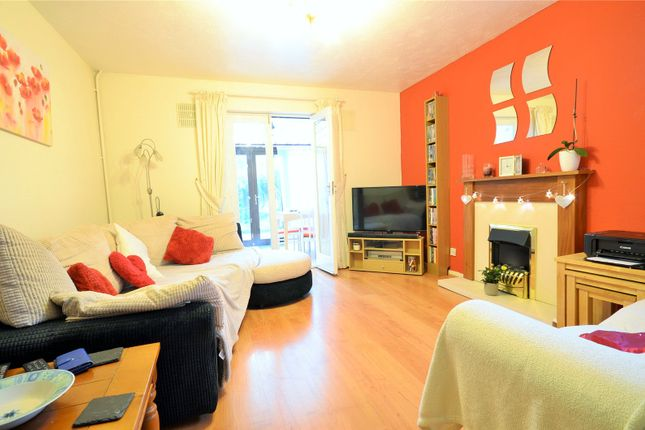Thumbnail End terrace house for sale in Hookwood, Surrey